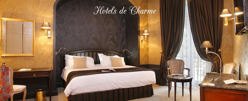 Hotels de charme